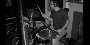 first recording of drums for 12 - later aborted